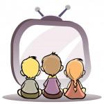 Les-enfants-devant-la-télé